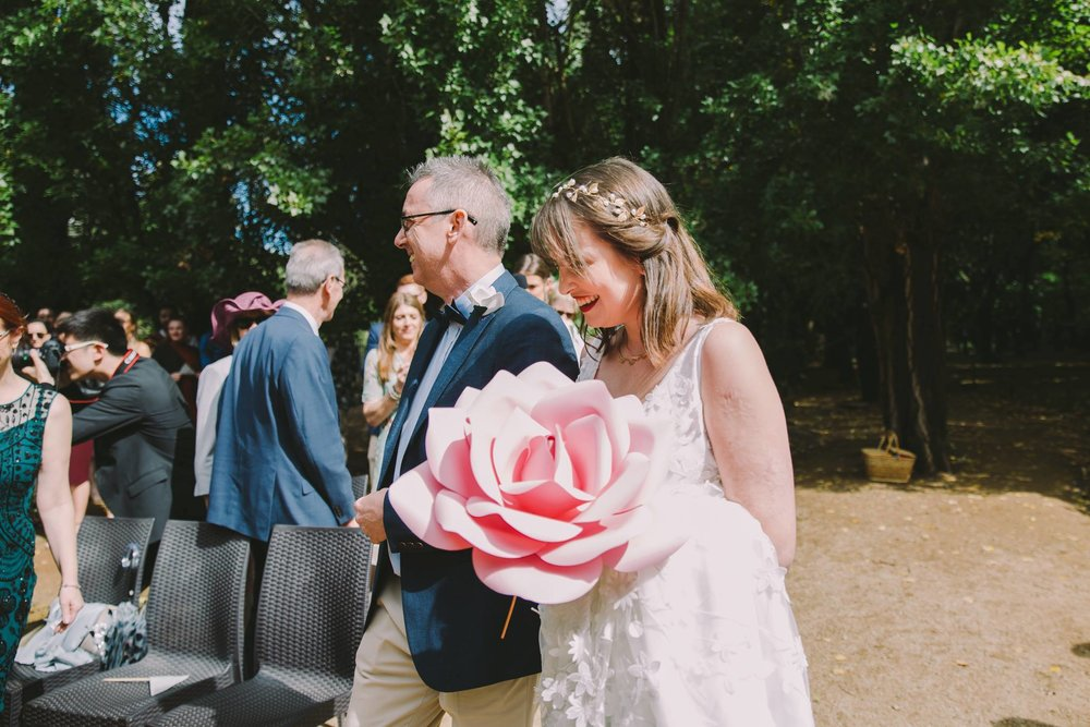 Bouquet for Emma and Sam's wedding  Photography: Tin Drum