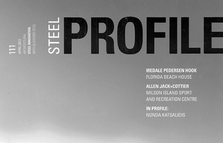 2012 Steel Profile Issue 111