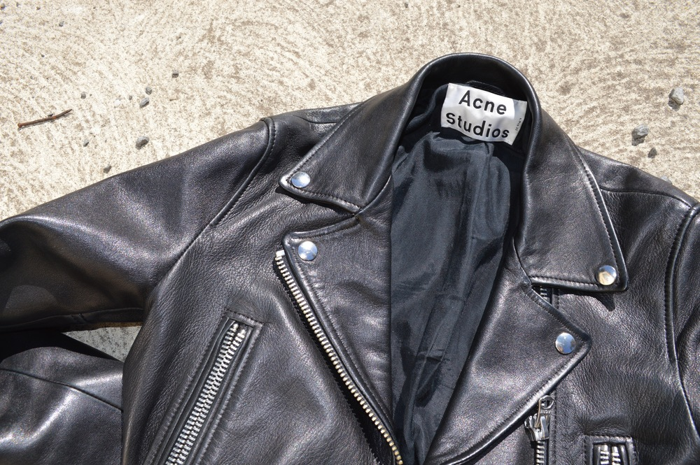 Acne Studios Mock Black Leather Jacket.jpg