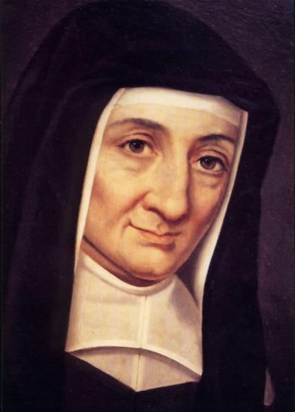 St Louise de Marillac