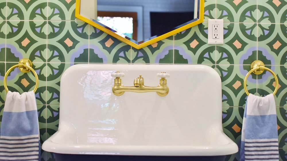 RUE NOW - Sick of Subway Tile? Here are 10 Super-Gorgeous Alternatives