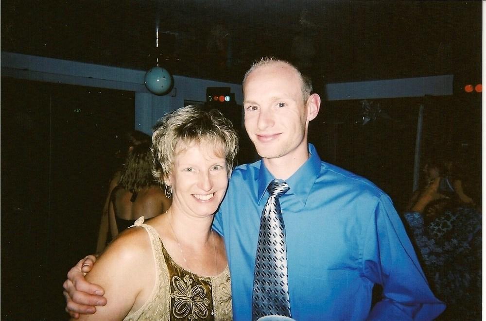 Justin & His Mom