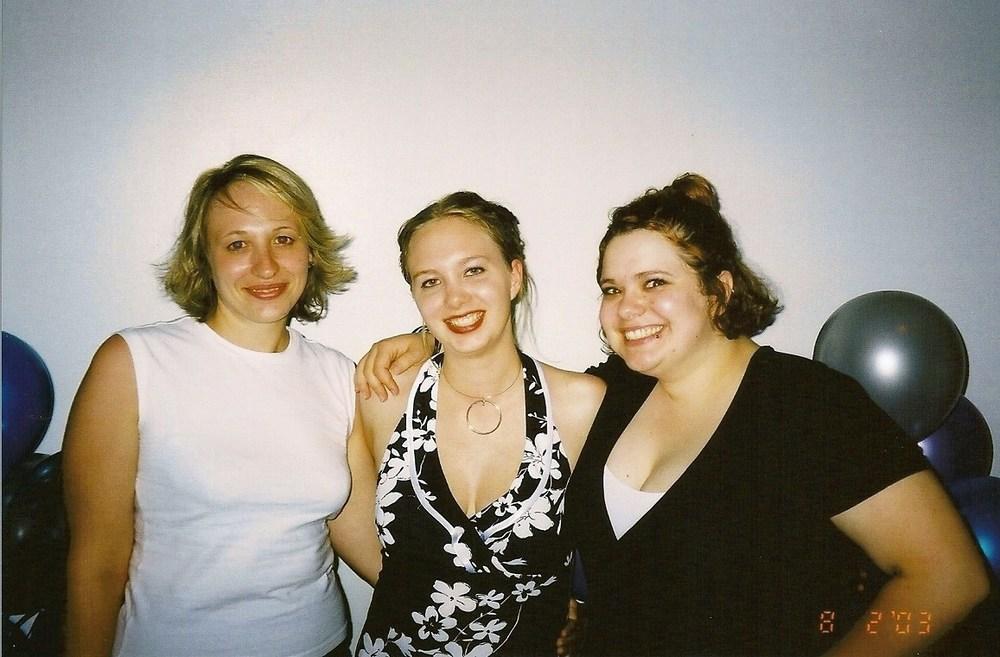 Kerry, Hannah & Danielle