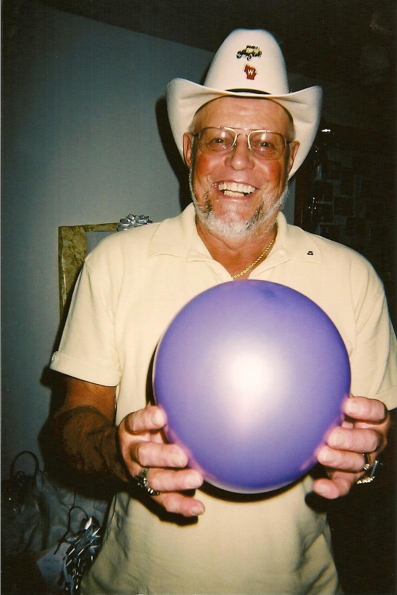 Justin's Grandpa Glen