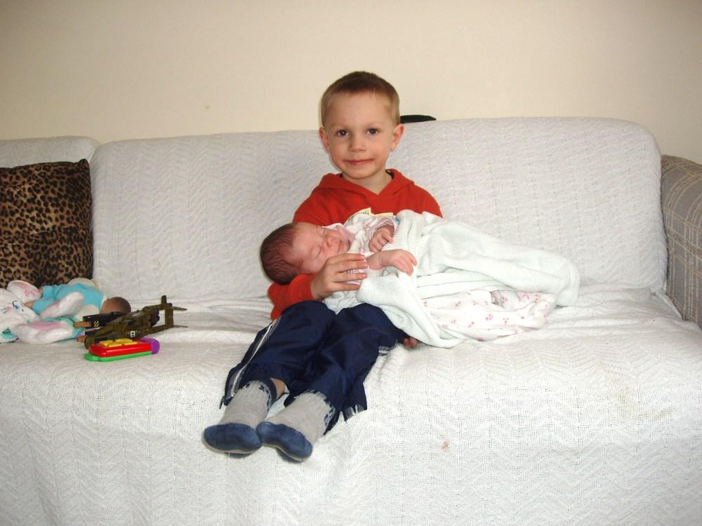 Jordan Holding Hailey