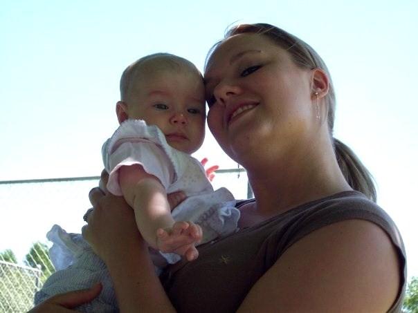Hailey & Auntie Eve