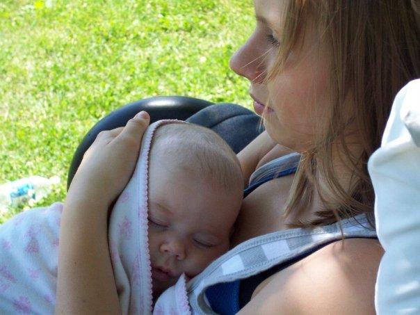 Hailey & Auntie Abigail