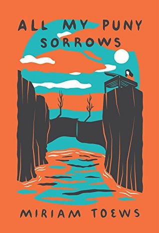 All My Puny Sorrows  front cover