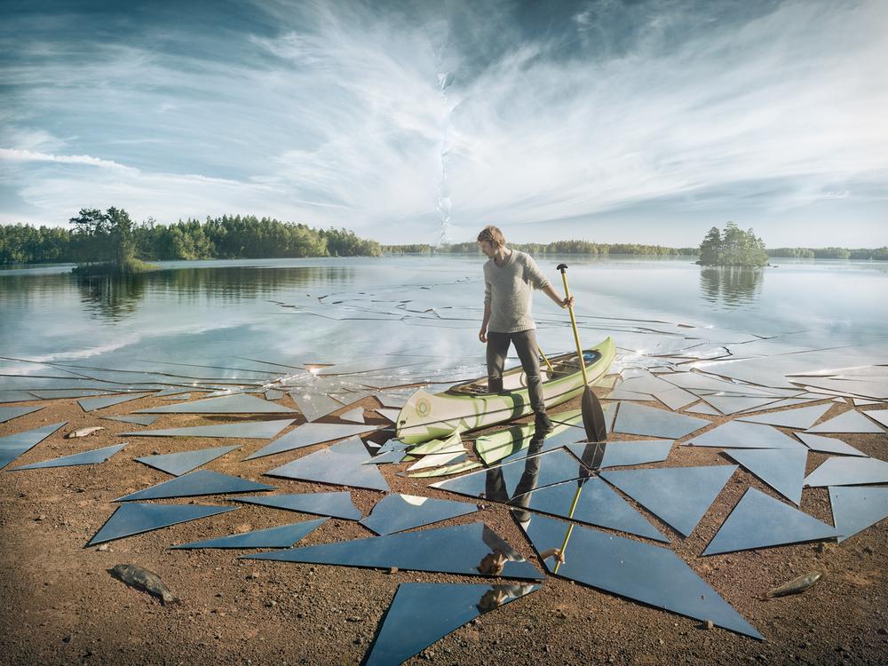 Impact by Erik Johansson
