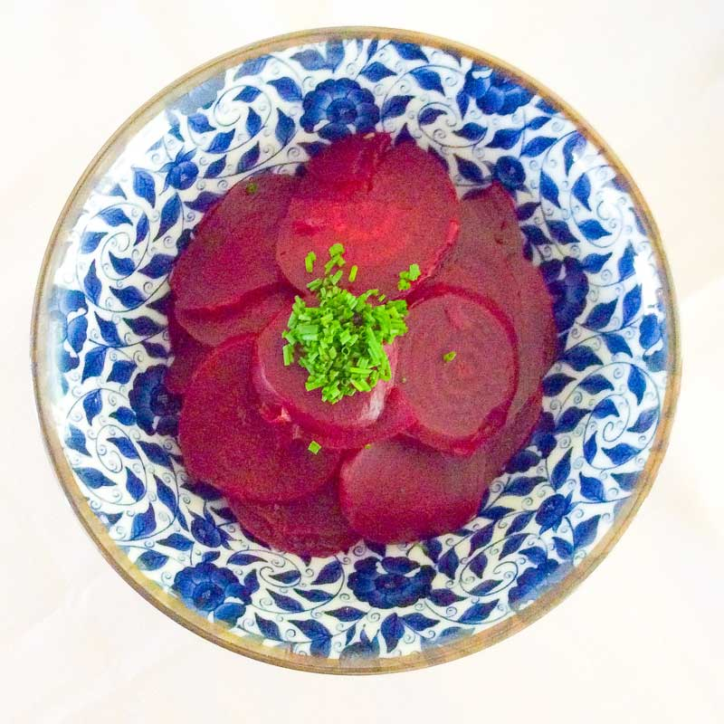 A blast from the past for all those kids of the '70's: Beetroot Like The Old Days!