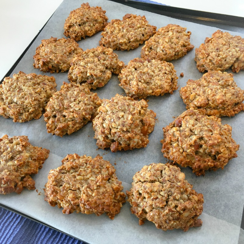 You'll never buy cookies again! Just block out 20 minutes to whip up some of Steve's Amaretti Cookies!