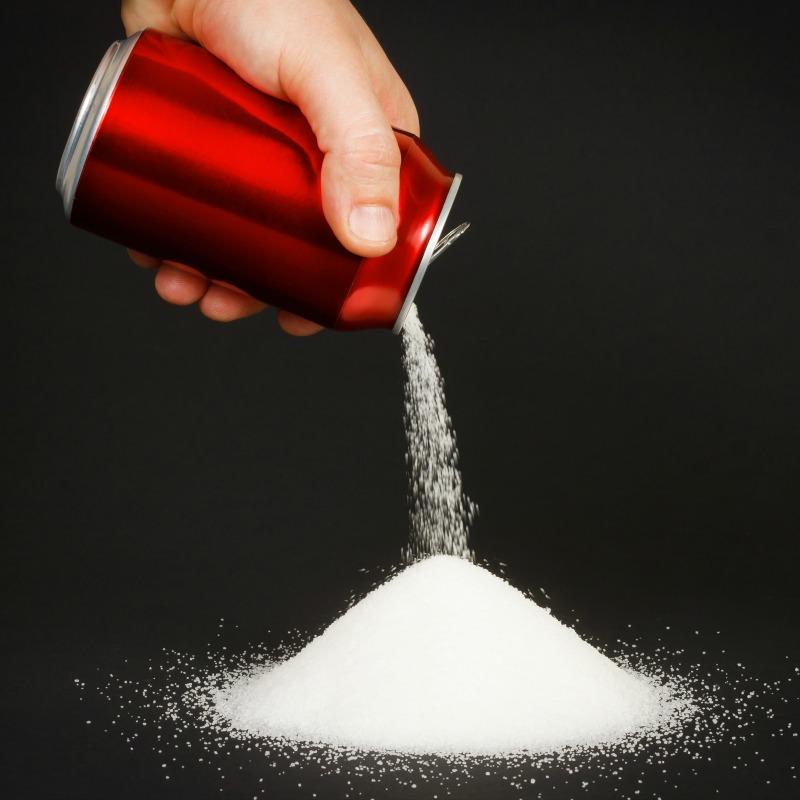 Ditch Sugary Sodas & Soft Drinks!