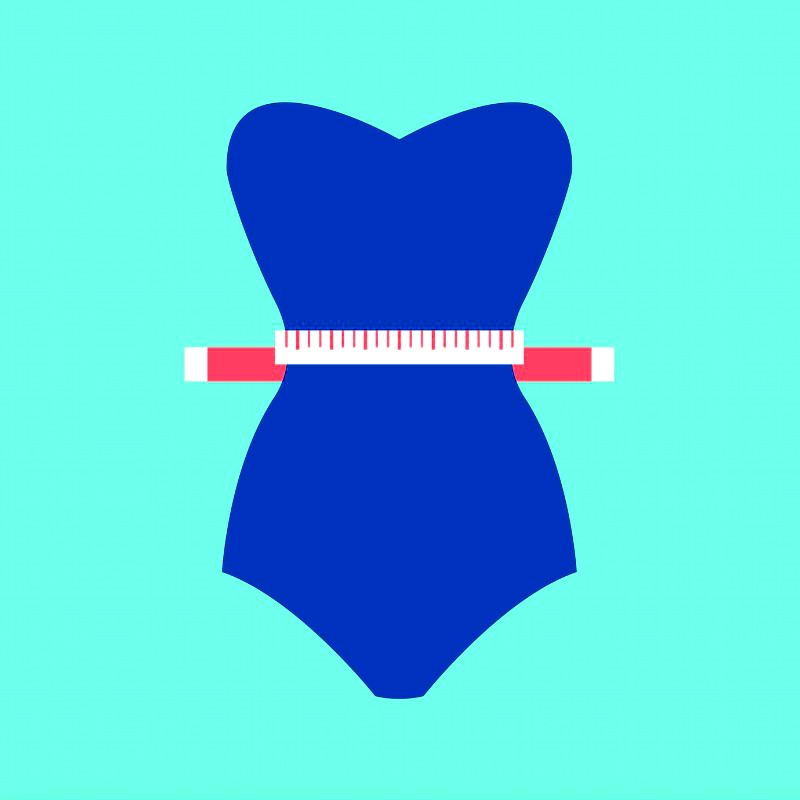 Instead of weighing yourself, do this