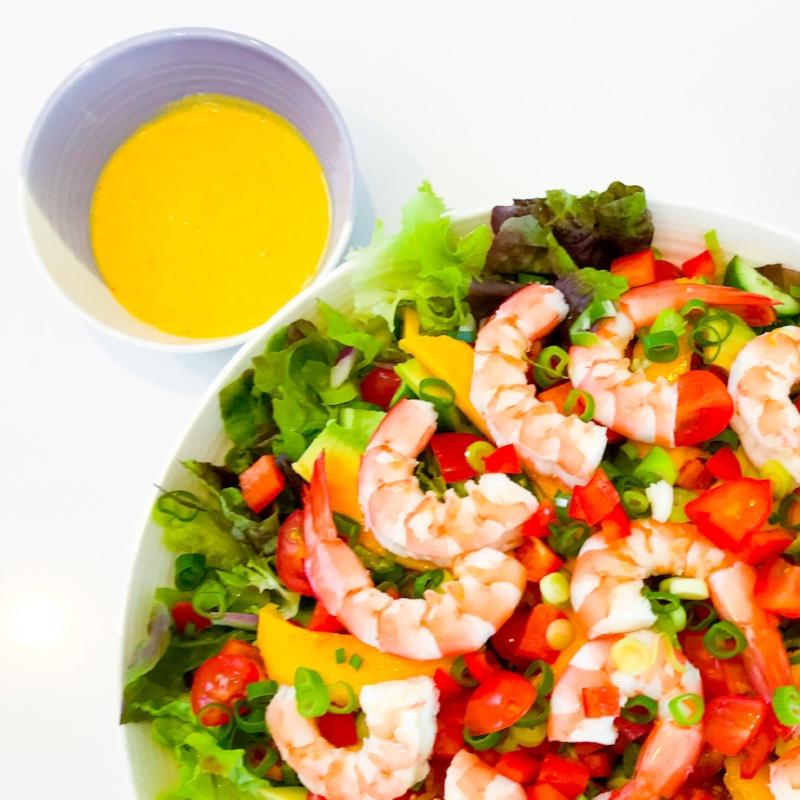 Mango Chilli Salad Dressing