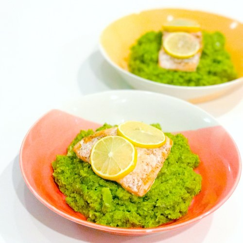Pea & Broccoli Mash