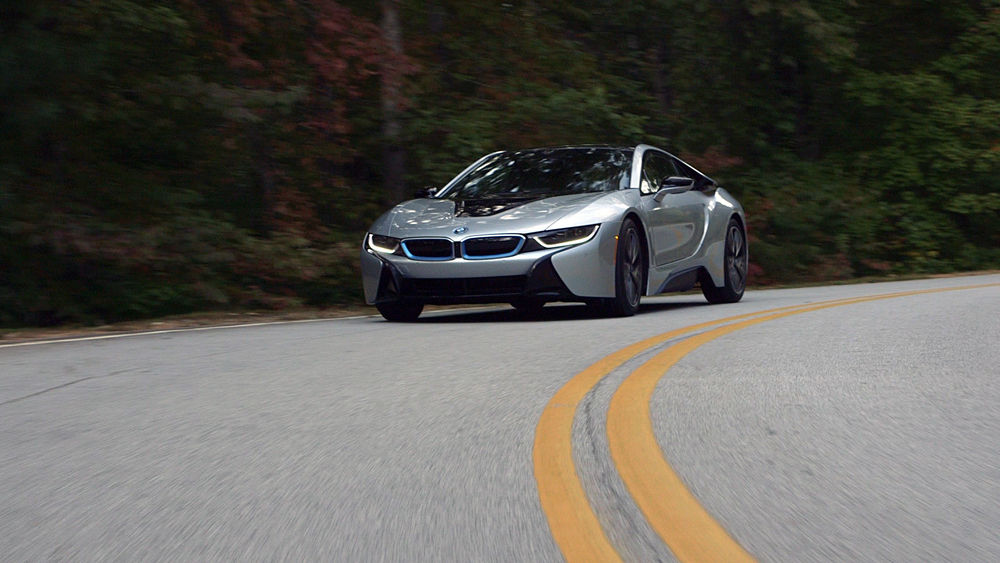 BMW i8 documentary
