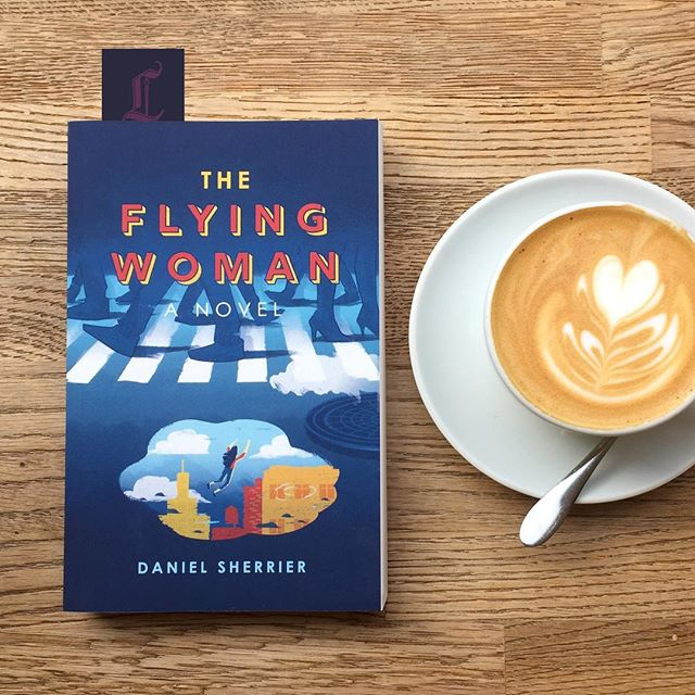 The Flying Woman by Daniel Sherrier features a strong #femaleprotagonist and is chock full of #superhero action and adventure! A great read for preteens, teens, and adults. https://www.limpedeink.com/client-gallery/daniel-sherrier