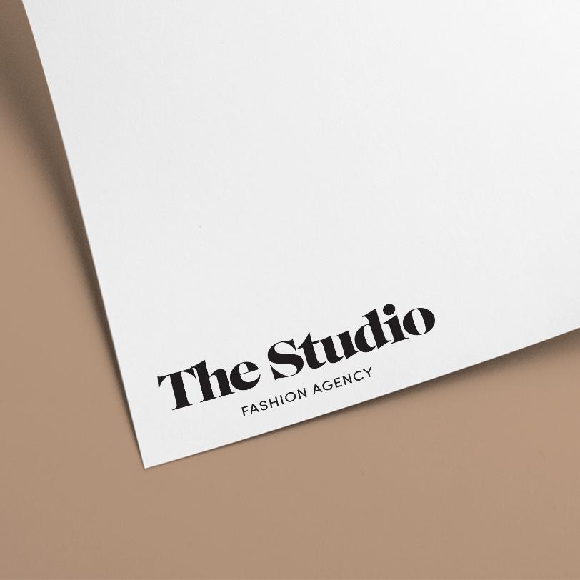 the studio -                                        Branding