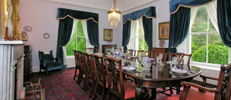 Dining Room at front of house