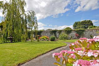 House and Gardens Salthill Bay