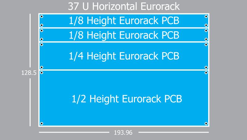 Horizontal Eurorack