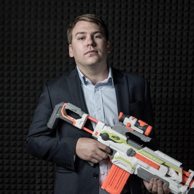Lundy Hartshorn, Head of Technology