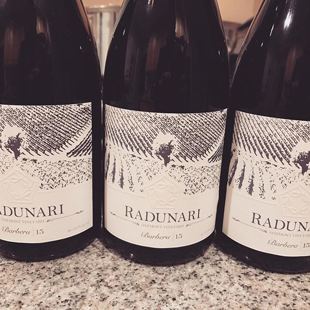 the holiday season is coming up! make sure Radunari is part of your celebrations 🎉🍷#linkinbio #passthebarbera #winemakeseverythingbetter