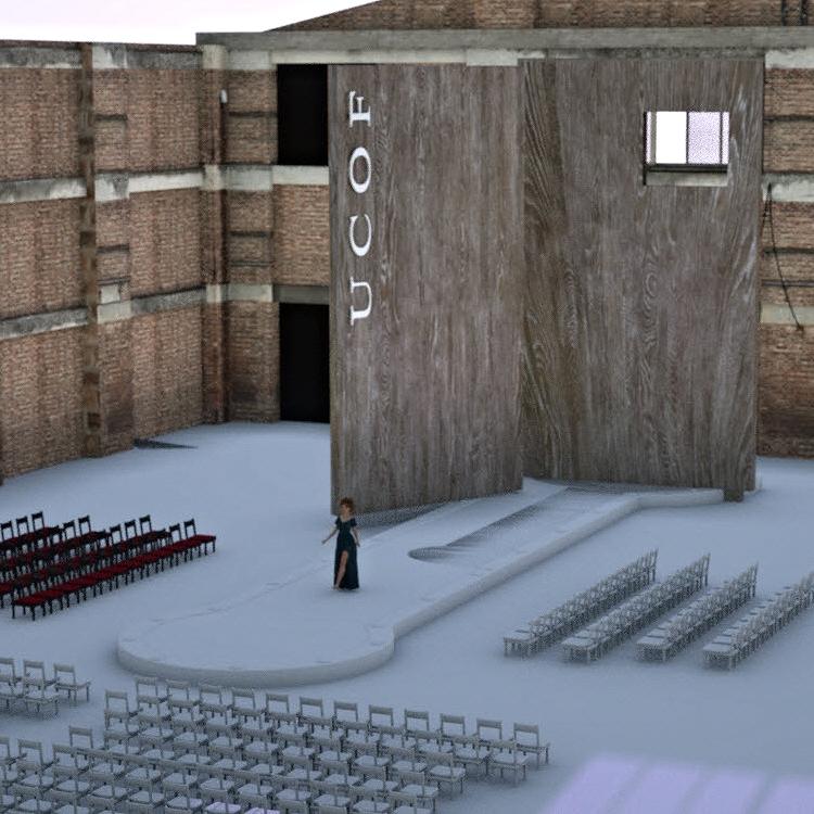 UCOF Fashion Show Concept