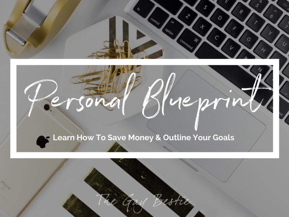 2017 Personal Blueprint