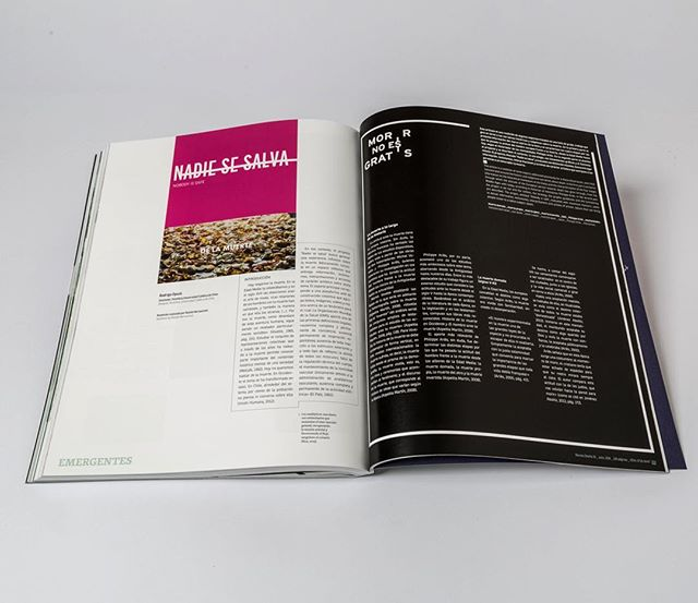 Registro de prensa #06 Revista Diseña  #mira #lee #piensa #opina #comparte #diseño #diseñouc #muerte #death