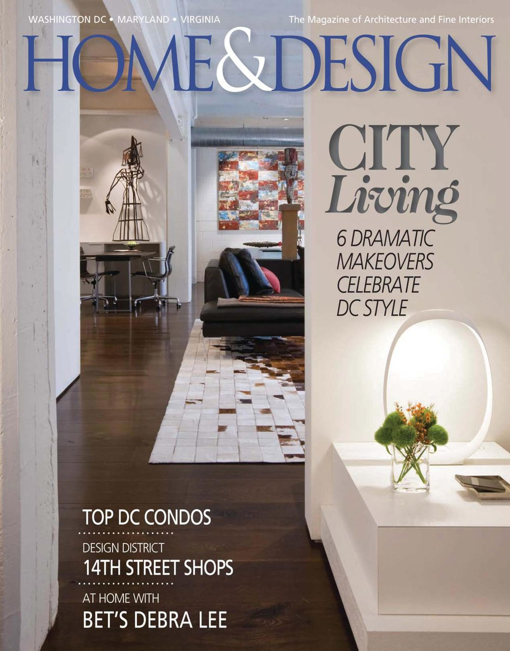 Art Gallery Showcase, Washington Home and Design Magasine, November-December 2013, pp 174, United States