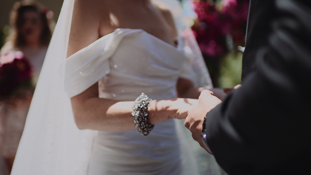 Siglo melbourne wedding dress