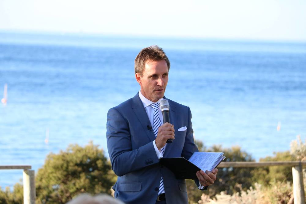Andrew Redman Melbourne Marriage Celebrant
