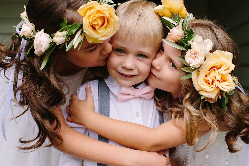 Fleur Melbourne wedding florist
