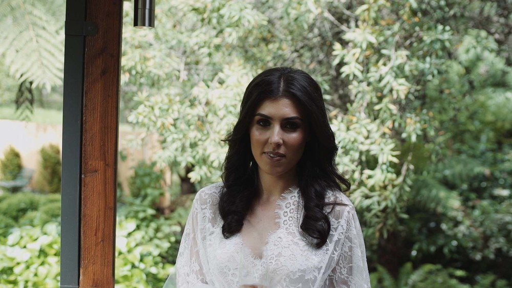 lenon and kellie wedding videography melbourne