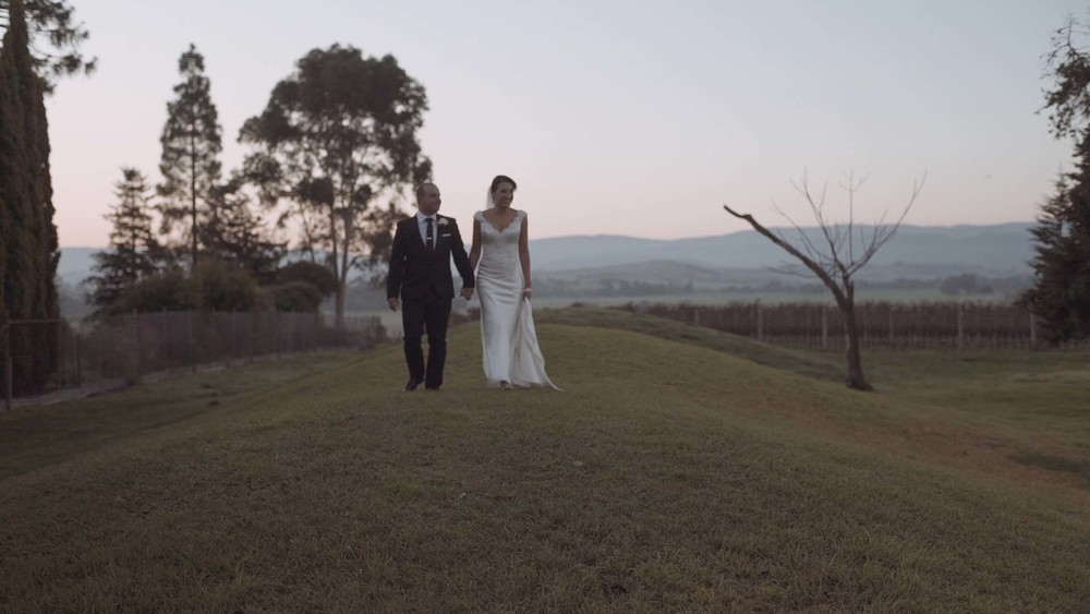 ryan and nina wedding videography melbourne