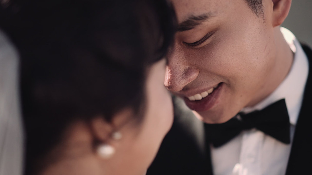 rex and wendy wedding videography melbourne