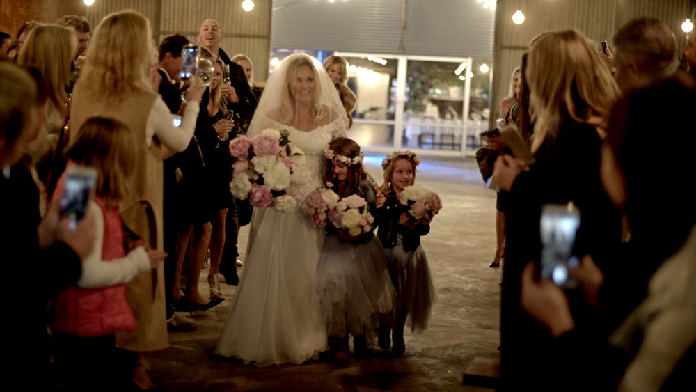 michael and tracy wedding videography melbourne