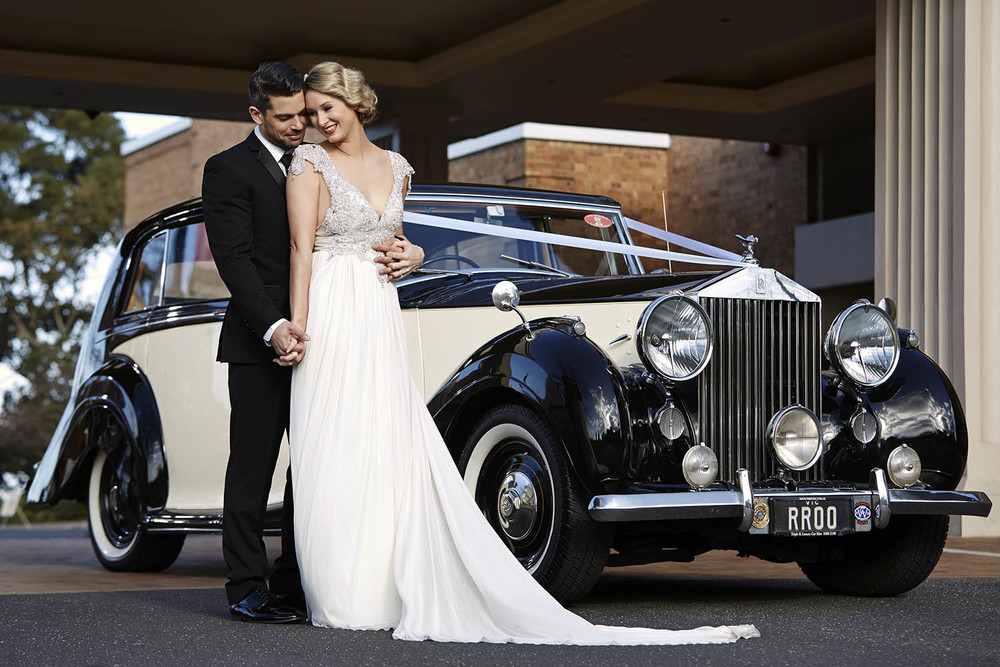 Triple R Melbourne wedding cars