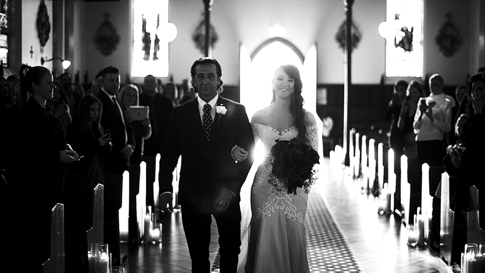 marjan and melissa melbourne wedding videography