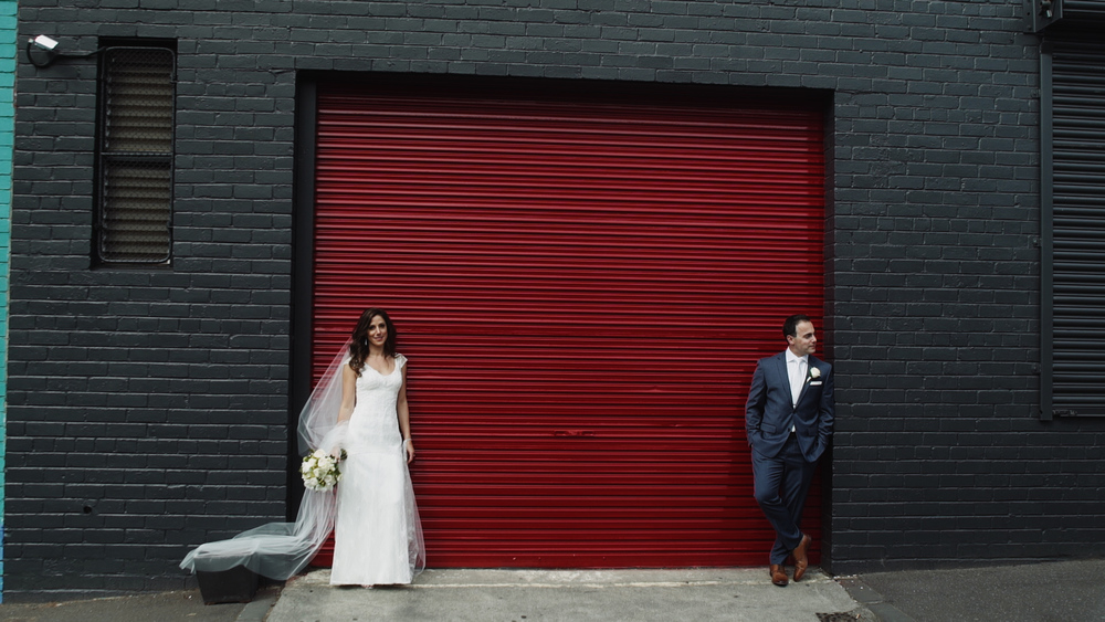 roman and shlomit wedding videography melbourne