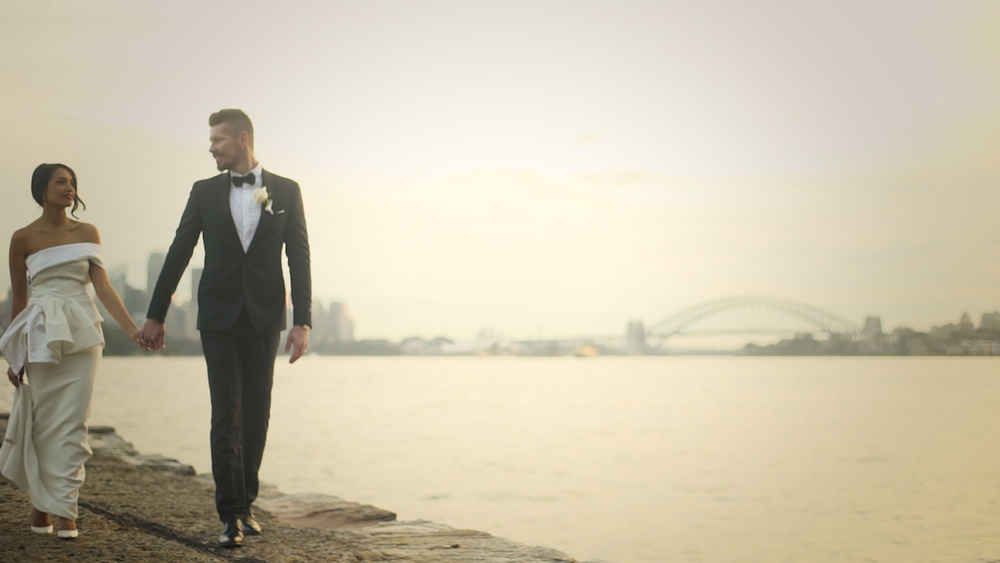 goran and lorelee wedding videography sydney