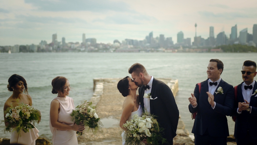 goran and lorelee wedding videography sydney