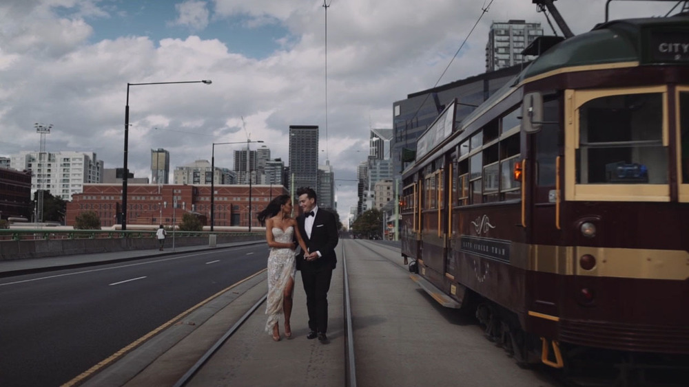 jordan and lani weddinng videography melbourne