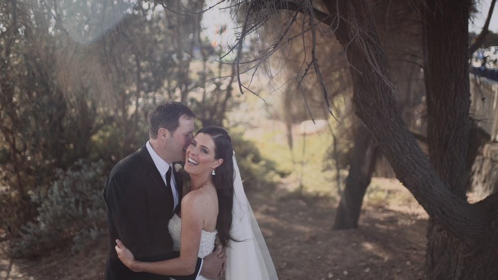 john and terri-ann wedding videography melbourne