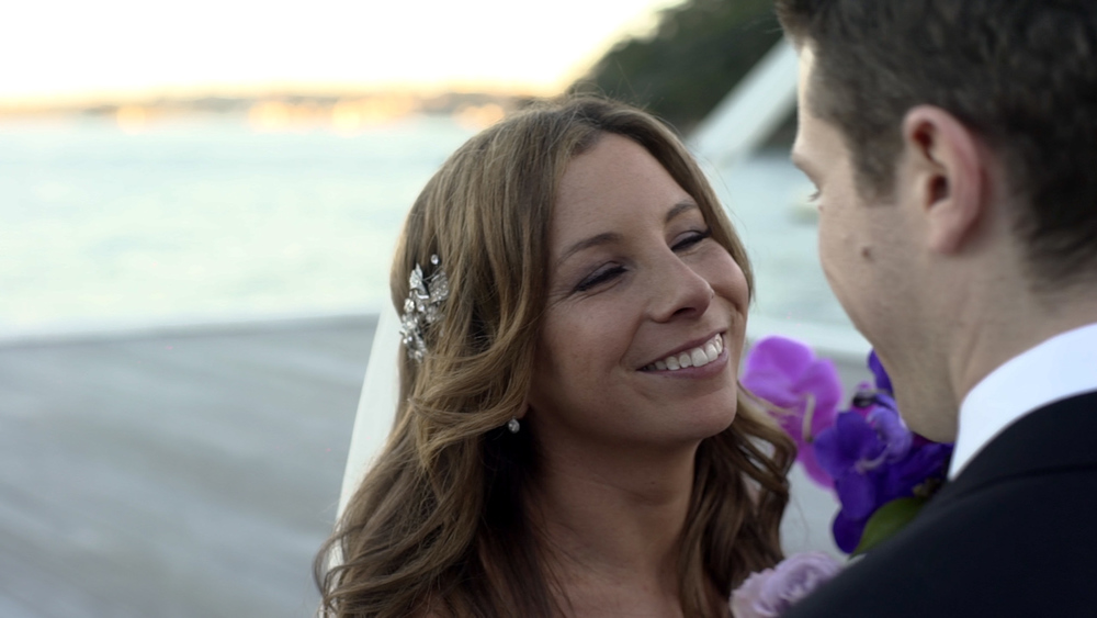 ben and melissa wedding videography sydney