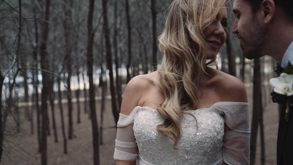 ben and audrey wedding videography melbourne