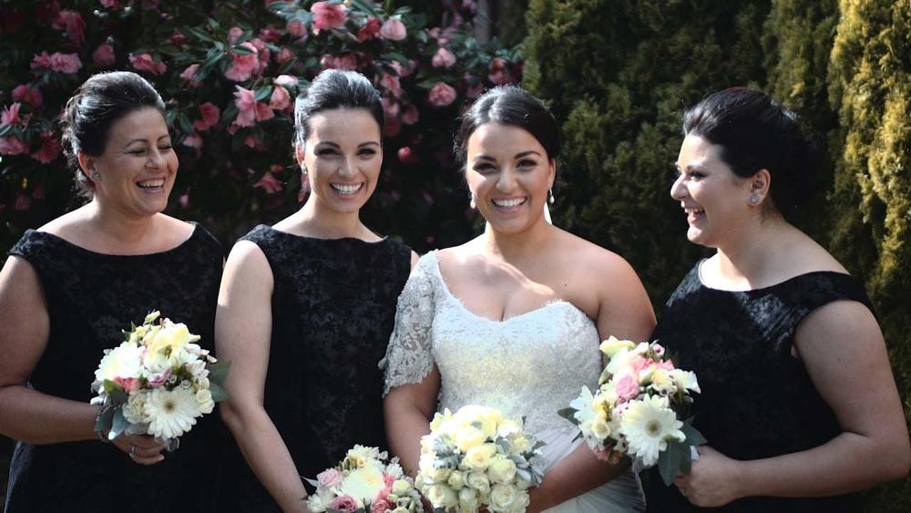 aleks and carmela wedding videography melbourne