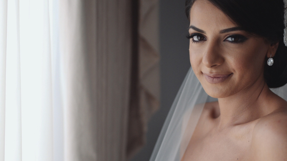mena and chantelle wedding videography melbourne