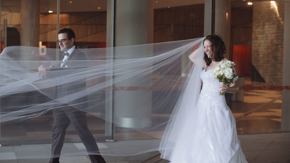 daniel and jess wedding videography melbourne